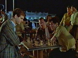 chess schach Craig Bolotin That Night