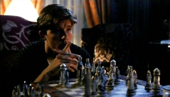 Steve Kahan Chris Young chess schach Athony Hickox Warlock - The Armageddon