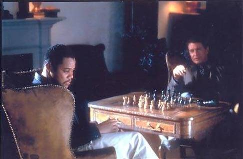 Cuba Gooding jr. Tom Berenger chess schach Rowdi Herrington Murder Of Crows, A