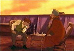 chess schach Don Bluth / Gary Goldman Anastasia