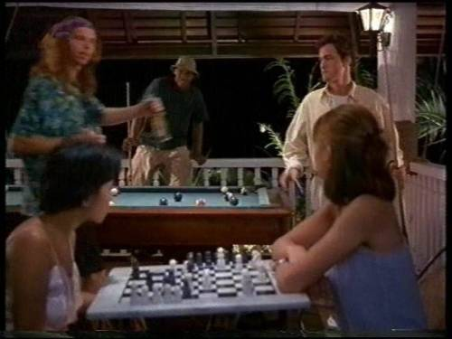Jim Carrey Hillary Matthews chess schach Mark Griffiths Behind Enemy Lines