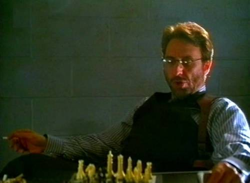 chess schach James Toback Black and White