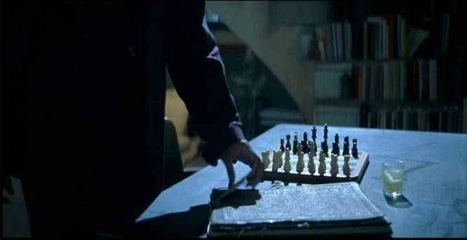 N'Bushe Wright chess schach Stephen Norrington Blade