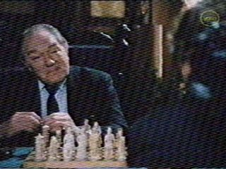 Michael Caine chess schach George Mihalka Bullet to Beijing