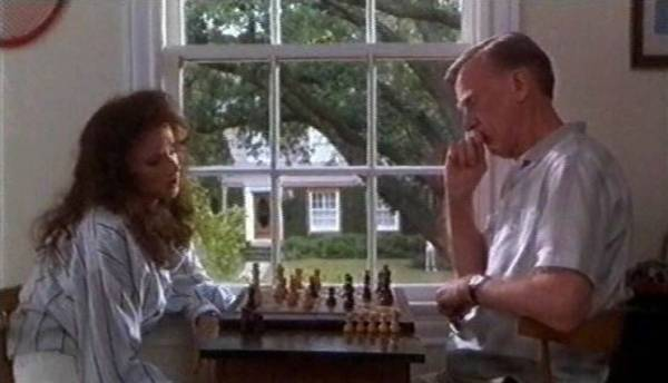Juliette Lewis Ben Johnson chess schach Robert Harling Evening Star, The