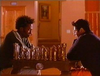 Leon Danny Nucci chess schach George Haas Friends & Lovers