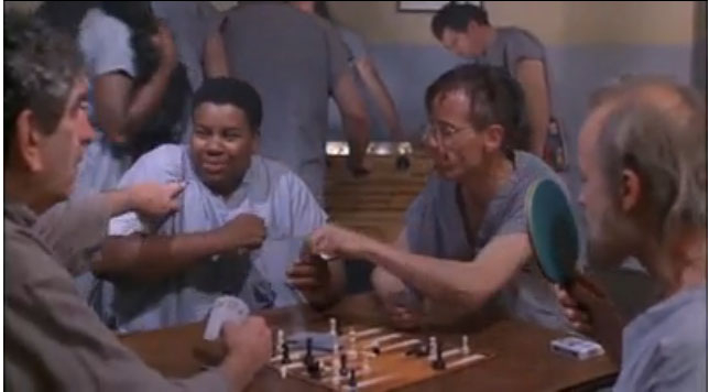 chess schach Brian Robbins Good Burger