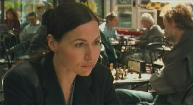 Minnie Driver chess schach Gus Van Sant Good Will Hunting