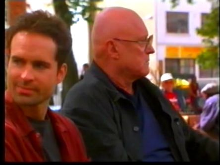 Rod Steiger Jason Patric chess schach John Badham Incognito