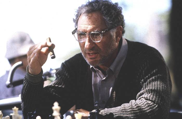 Judd Hirsch Jeff Goldblum chess schach Roland Emmerich Independence Day