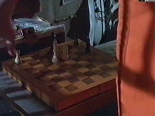 Patrick Swayze Gary Roberts chess schach David Carson Letters from a Killer