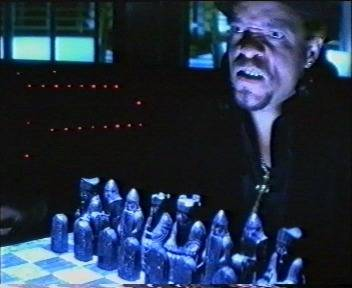 Ice-T chess schach Albert Pyun Mean Guns