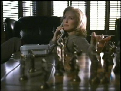 Joanna Kerns chess schach Larry Shaw Mother Knows Best