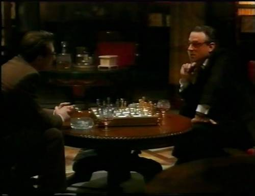 Gary Oldman chess schach Marc Rocco Murder in the First