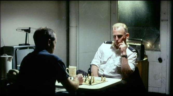Peter Mullan chess schach Ken Loach My Name is Joe