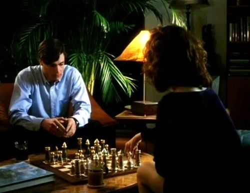 Leslie-Anne Warren William McNamara chess schach Douglas Jackson Natural Enemy