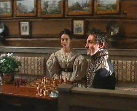 chess schach Martha Fiennes Onegin