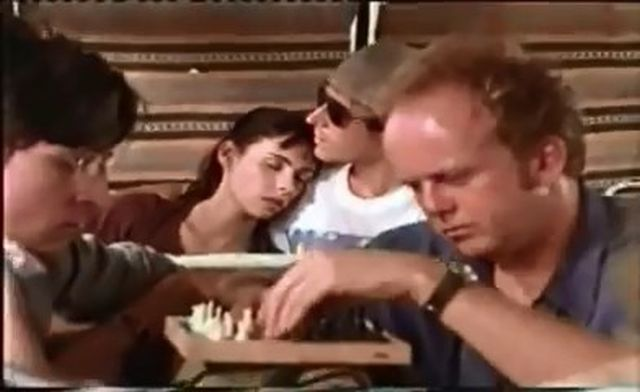 Marisa Tomei Rob Morrow chess schach John Erman Only Love