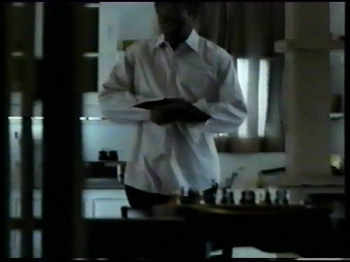 Morgan Freeman chess schach David Fincher Se7en (Seven)