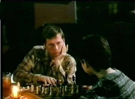 chess schach Mike Robe Summer of Fear