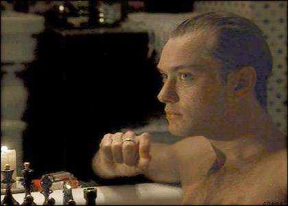 Jude Law chess schach Anthony Minghella Talented Mr. Ripley, The