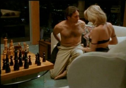 Chess In The Cinema - Chess scenes from the movie Web of