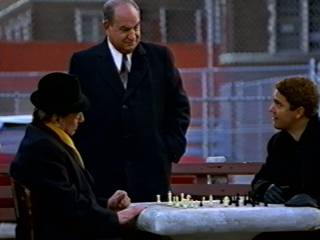 chess schach Thaddeus O'Sullivan Witness to the Mob