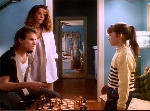 Lea Thompson James Marshall Peter Werner chess schach ajedrez echecs